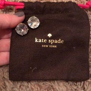 Gorgeous Kate Spade crystal earrings